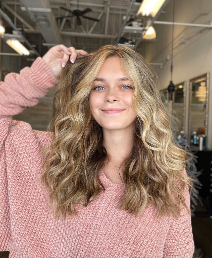 Lived in Balayage