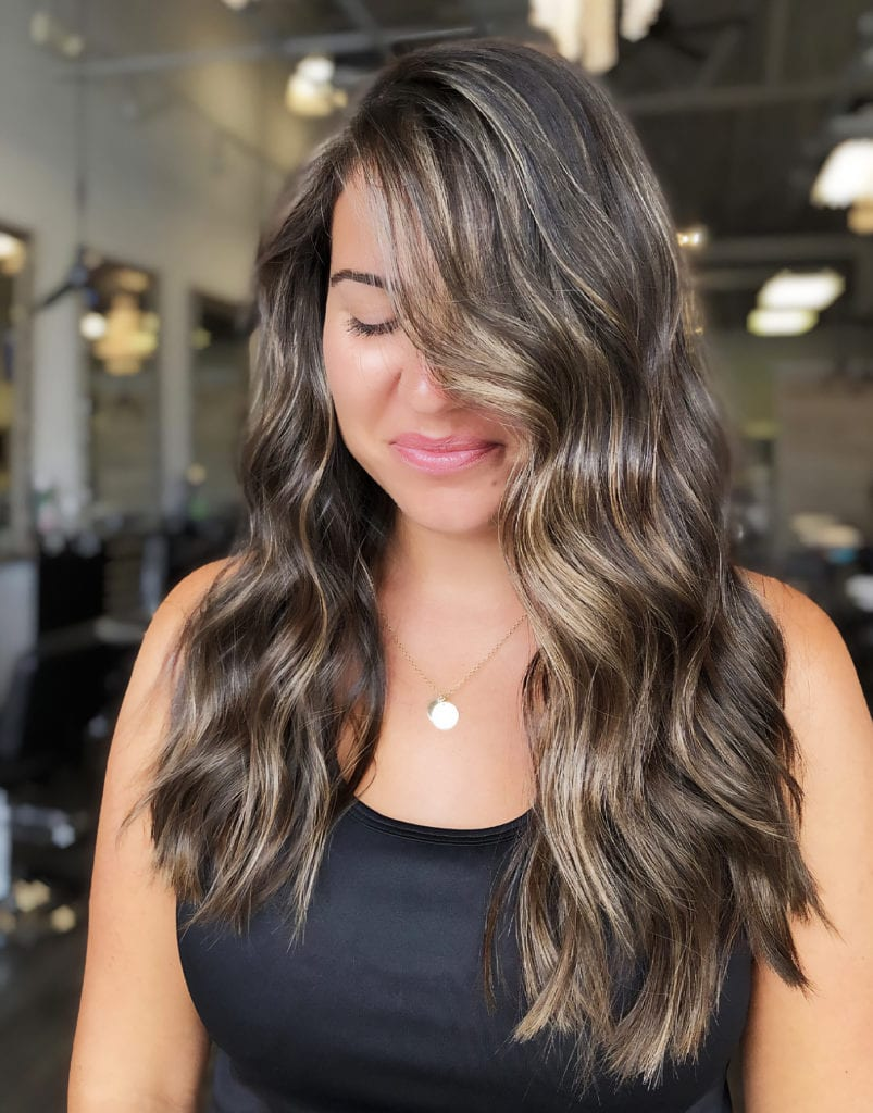 Beautiful Haircut and Color